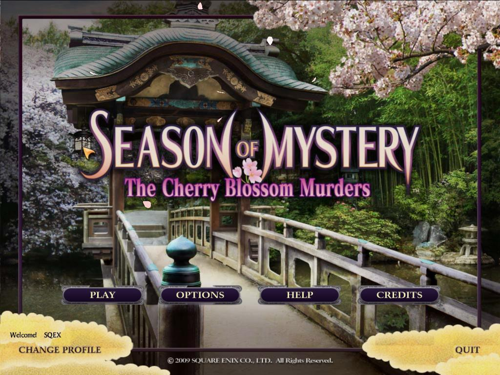 SEASON OF MYSTERY: The Cherry Blossom Murders screenshot