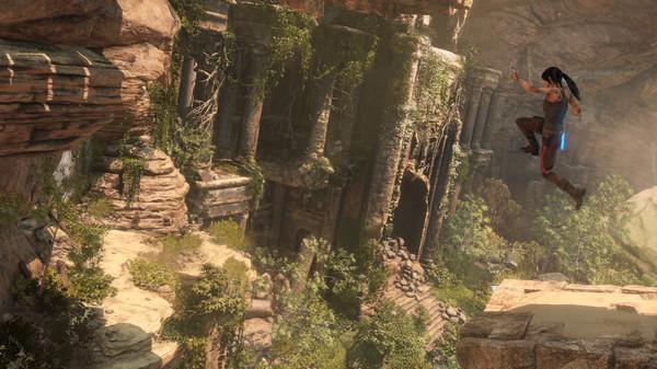 Скриншот игры [Аккаунт] Rise of the Tomb Raider
