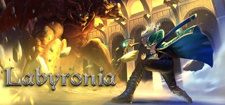 Labyronia RPG header image