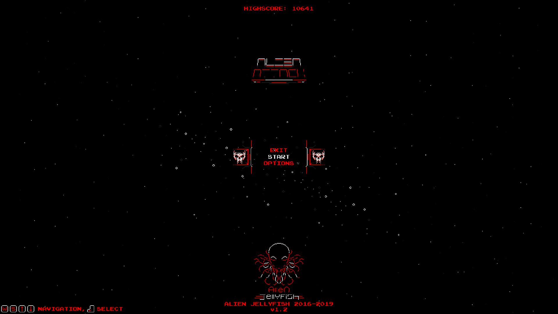 Alien Attack screenshot