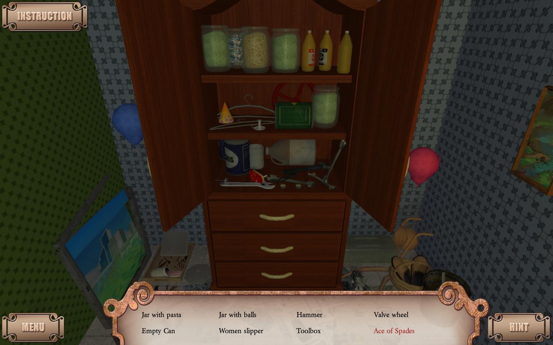 Ferrum's Secrets: Where Is Grandpa? screenshot