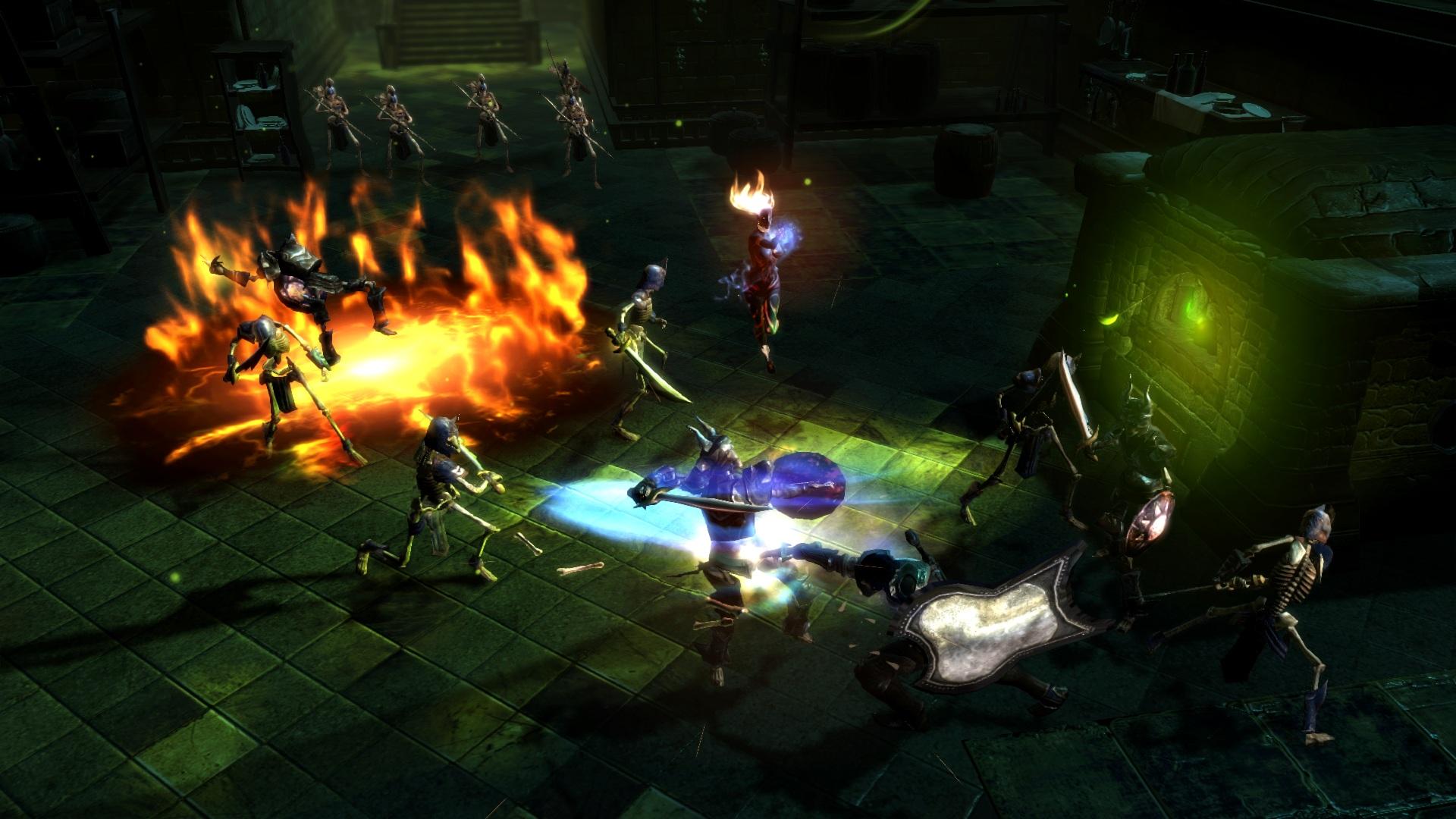 Dungeon Siege III screenshot