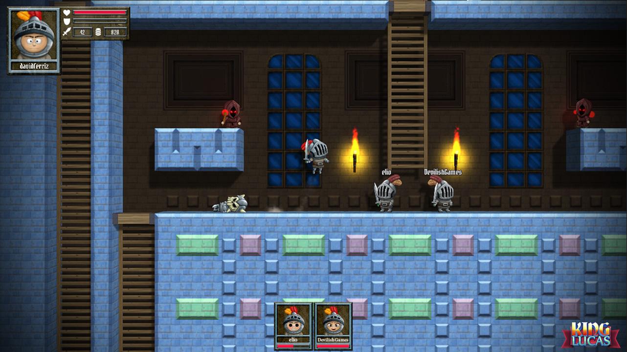 King Lucas screenshot