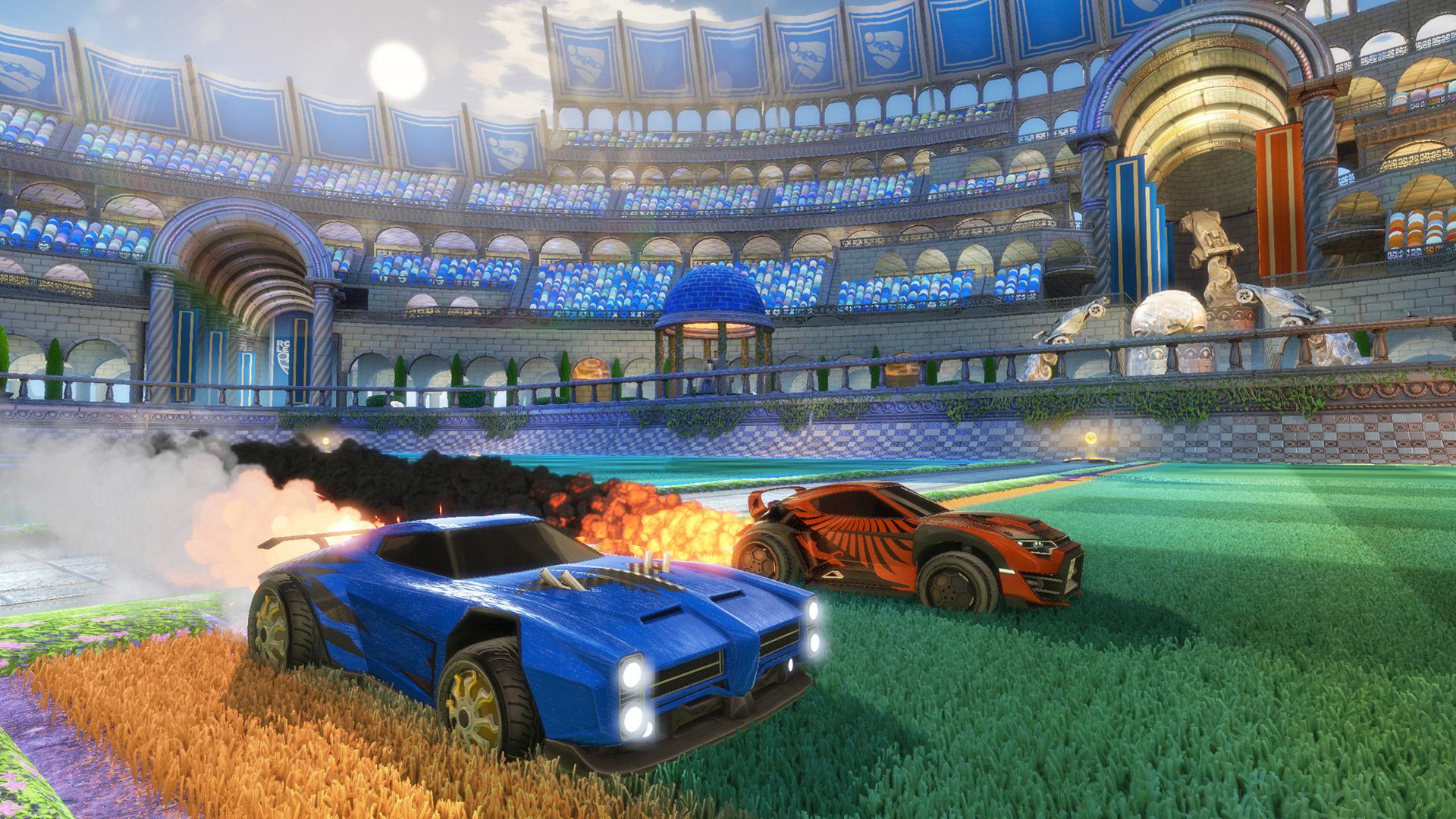 Rocket League - Supersonic Fury DLC Pack screenshot