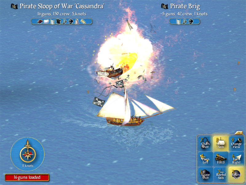 Sid Meier's Pirates! screenshot 2