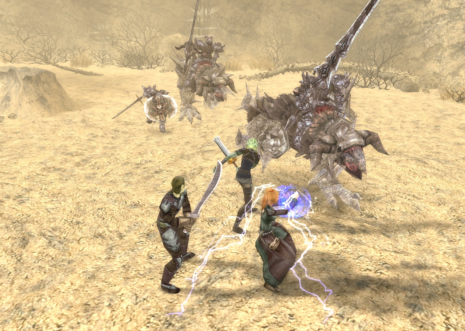 Dungeon Siege II screenshot