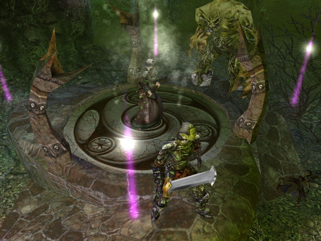 Dungeon Siege II + Broken World Free Download image 2