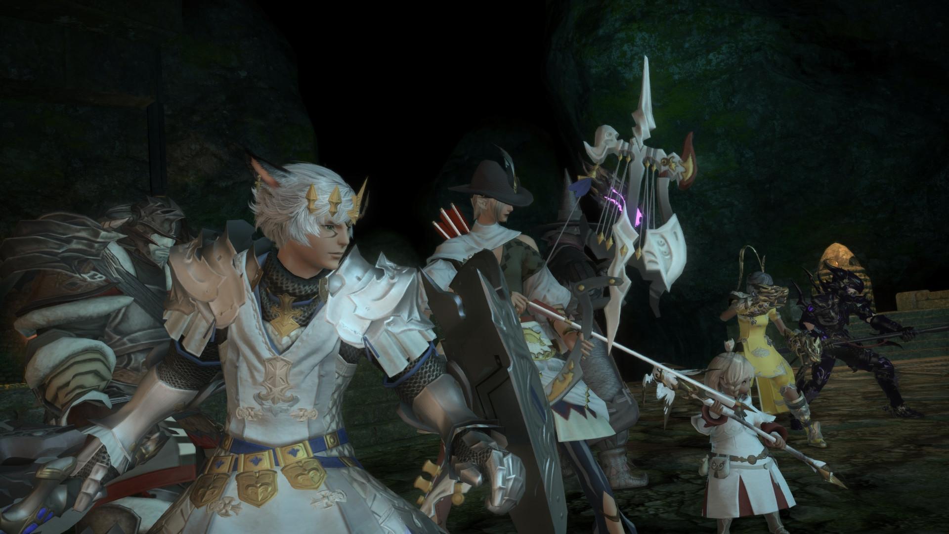 FINAL FANTASY XIV Online screenshot