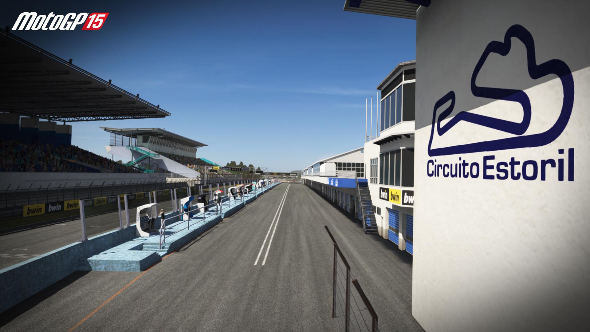 MotoGP15 GP de Portugal Circuito Estoril screenshot