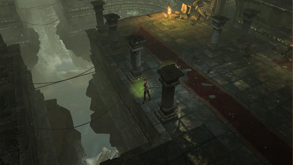 Dungeon Siege III: Treasures of the Sun screenshot