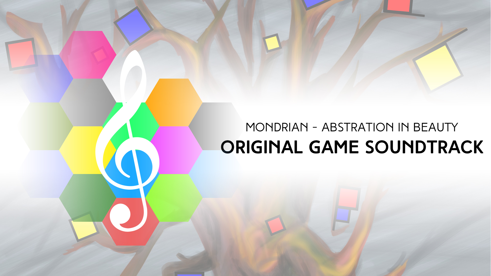 Mondrian - Abstraction in Beauty: Original Game Soundtrack screenshot