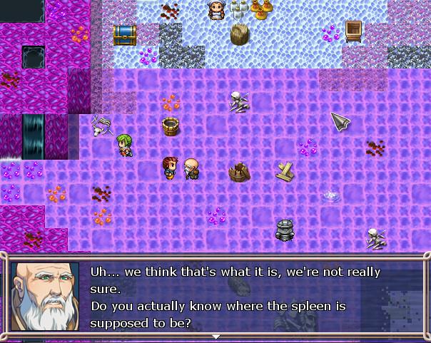 Arvale screenshot