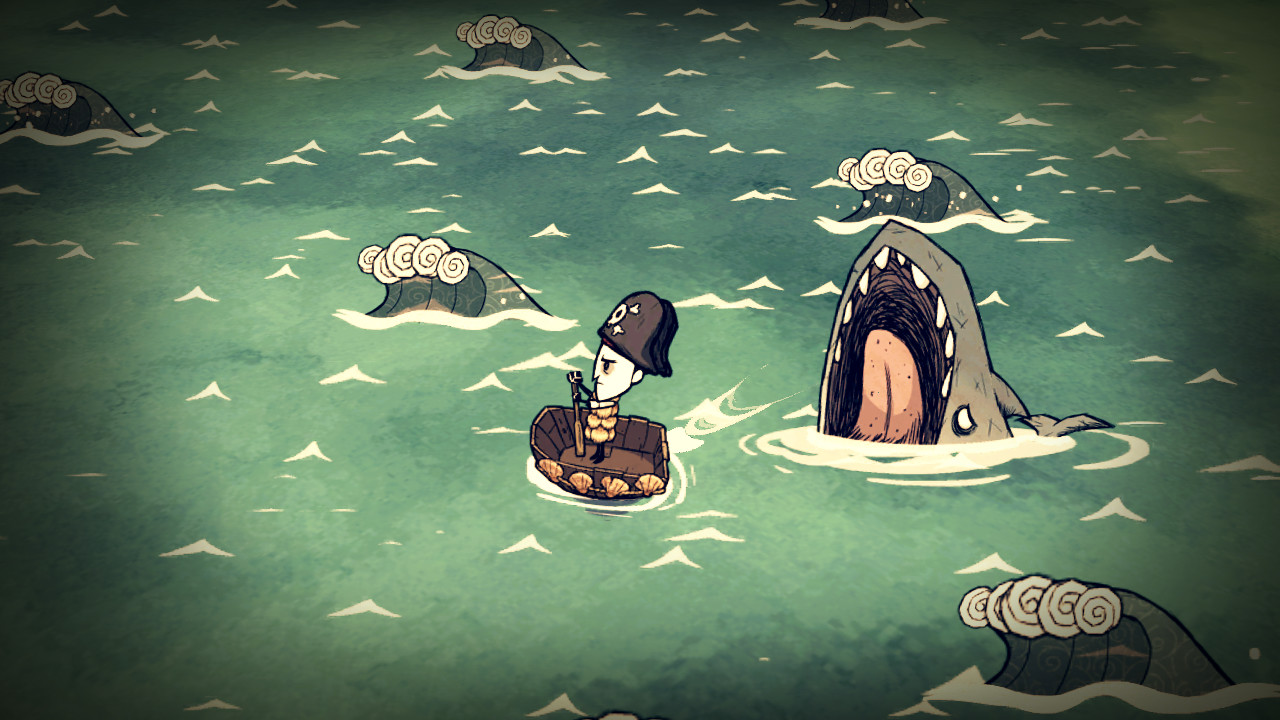 Don't Starve Alone Pack screenshot 2