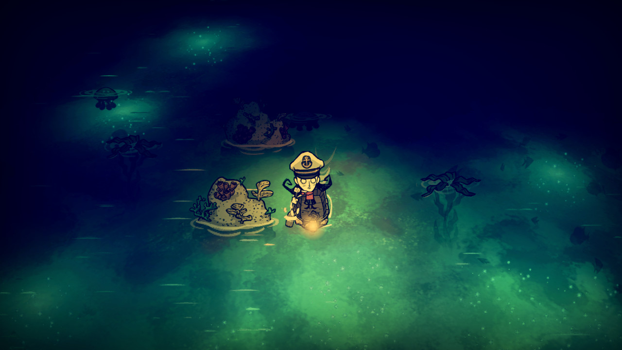 Don't Starve: Shipwrecked (PC) 2015