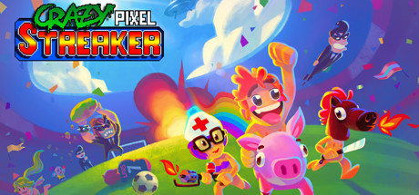 Crazy Pixel Streaker Steam Game