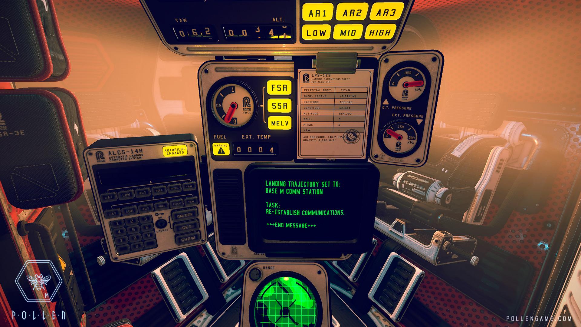 P·O·L·L·E·N screenshot 3
