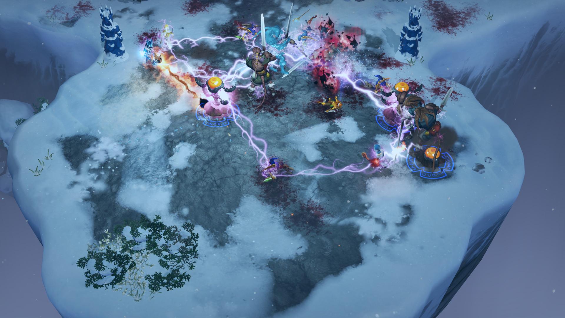 Magicka 2: Gates of Midgård Challenge pack screenshot