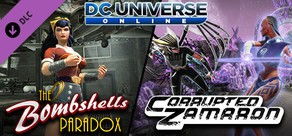DC Universe Online™ - Episode 15: The Bombshell Paradox / Corrupted Zamaron