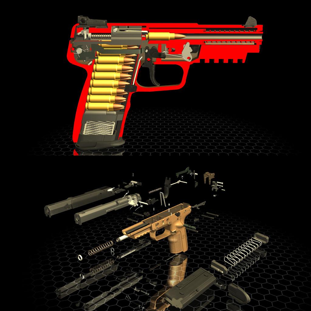 World of Guns: Spec Ops Pack screenshot