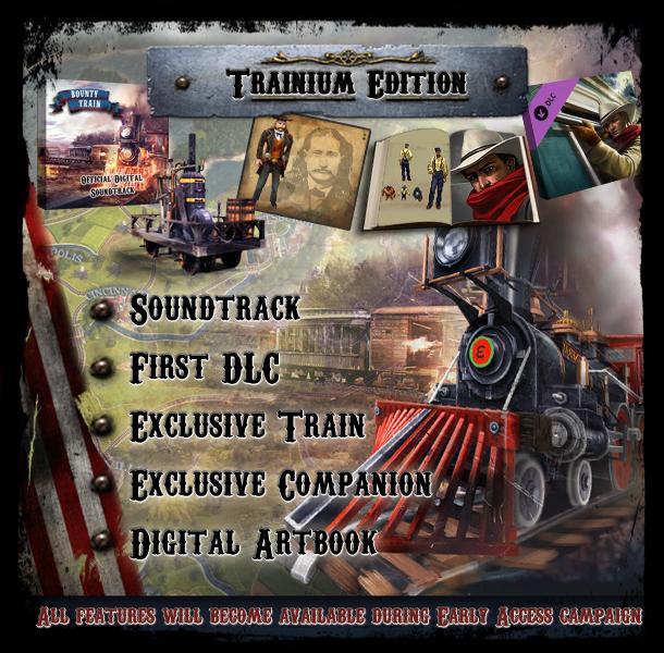 скачать игру Bounty Train - фото 6