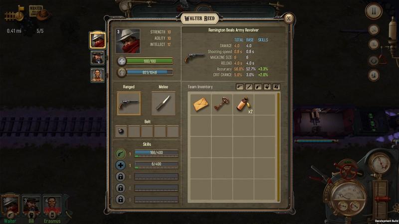 Bounty Train - Trainium Edition screenshot
