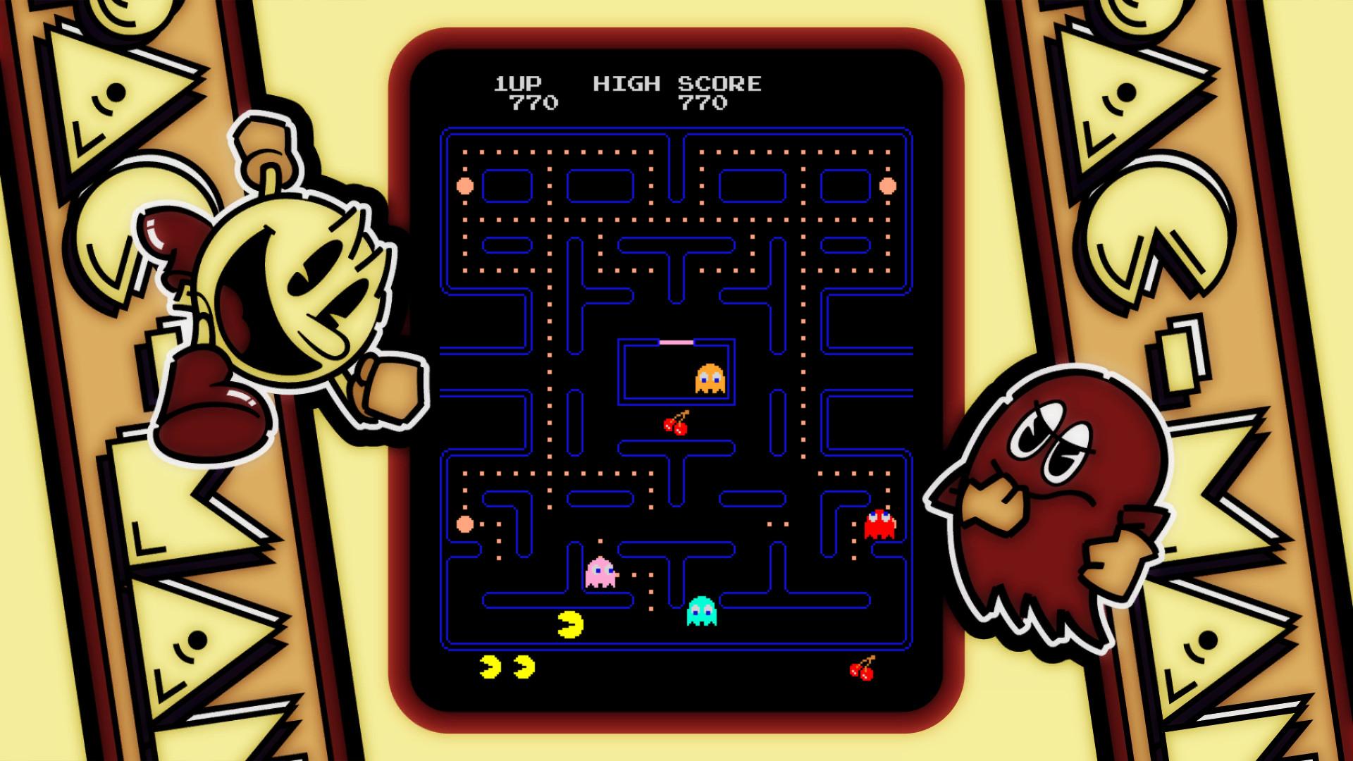 ARCADE GAME SERIES: PAC-MAN screenshot