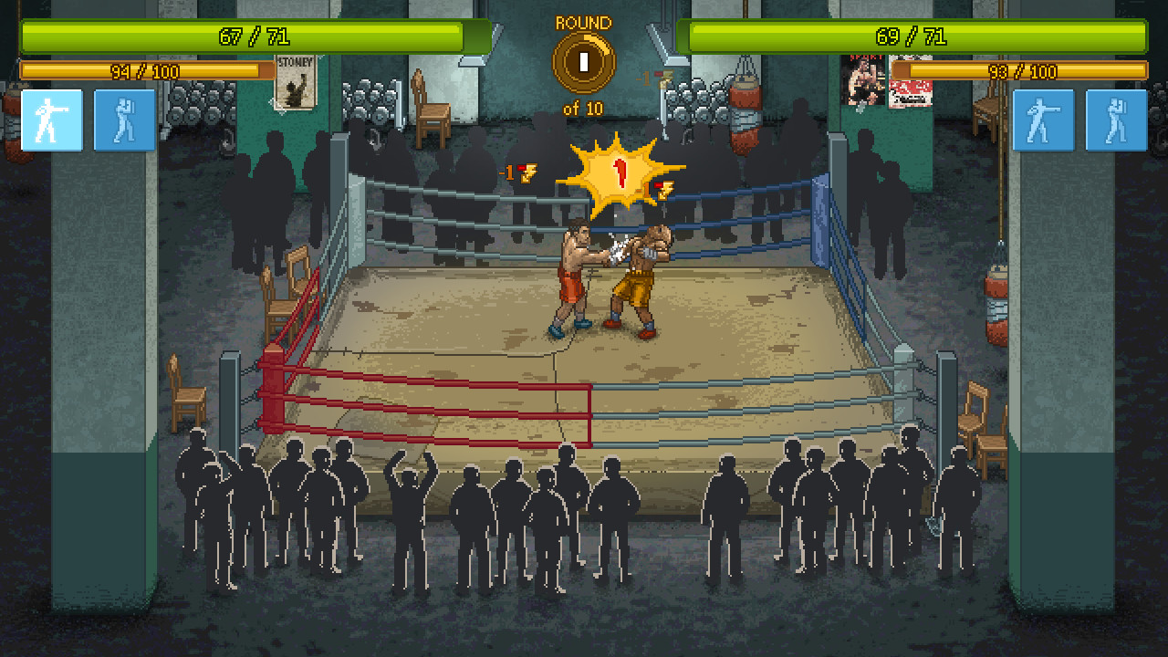 Punch Club screenshot 1