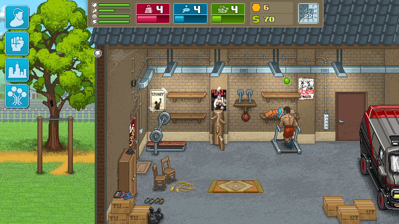 Punch Club screenshot 2