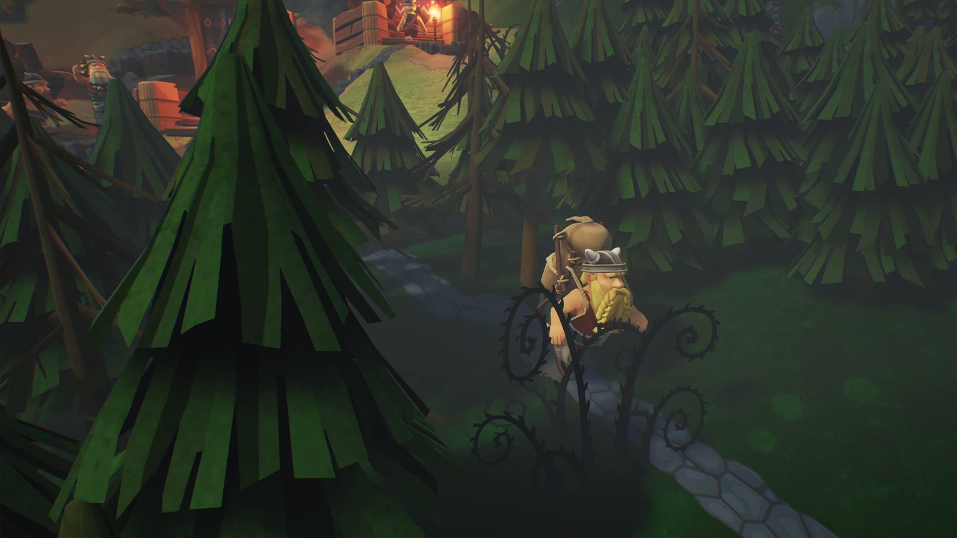 Valhalla Hills: Two-Horned Helmet Edition screenshot