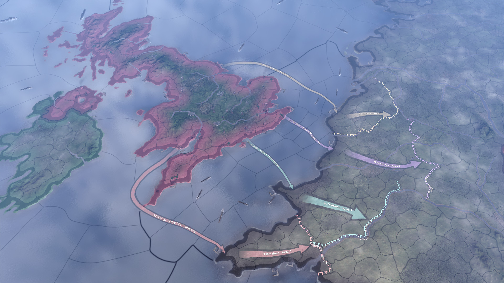 Hearts of Iron IV deploys first expansion, big patch | Rock, Paper ...