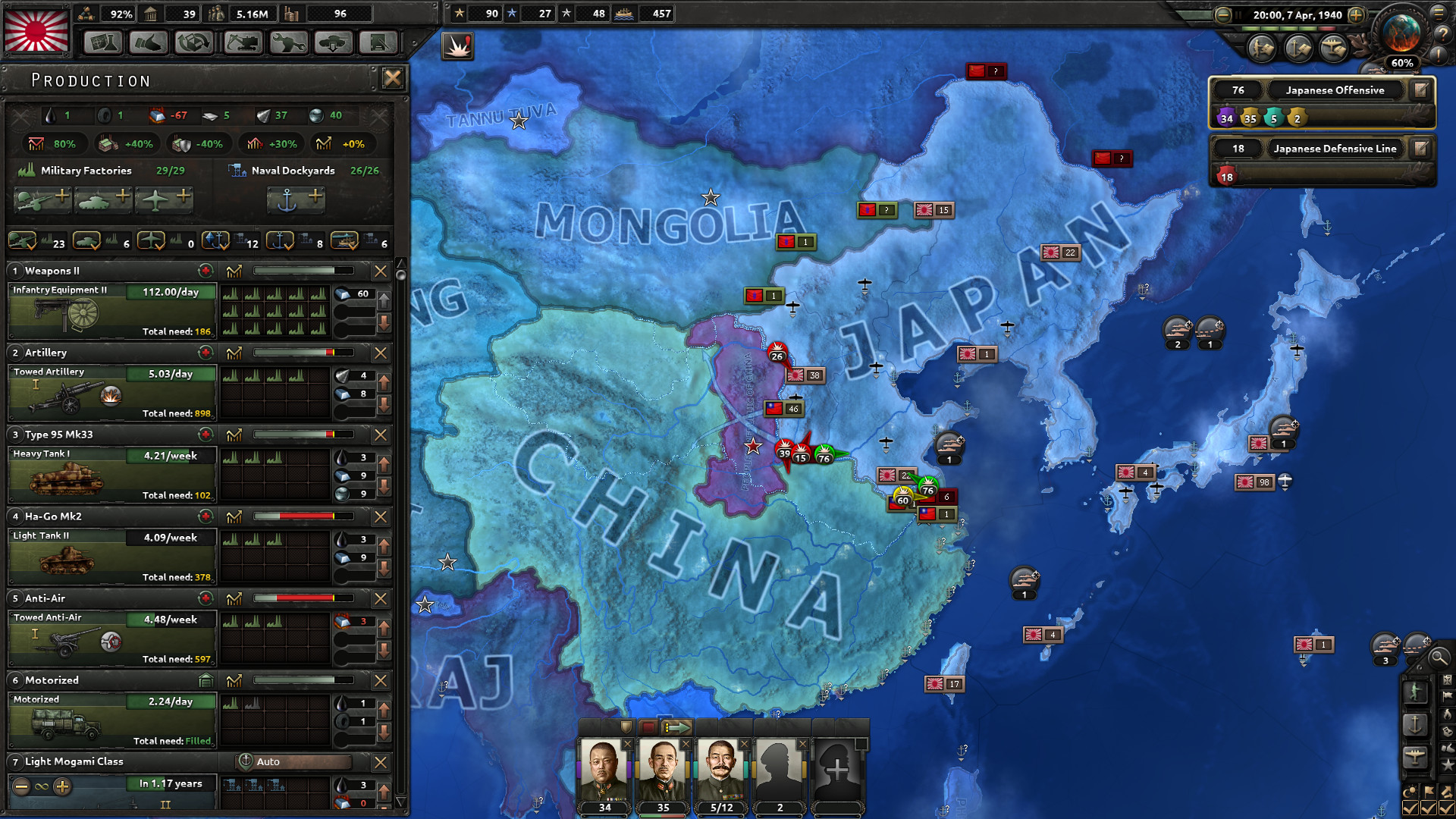 Hearts of Iron IV Review | PC Invasion
