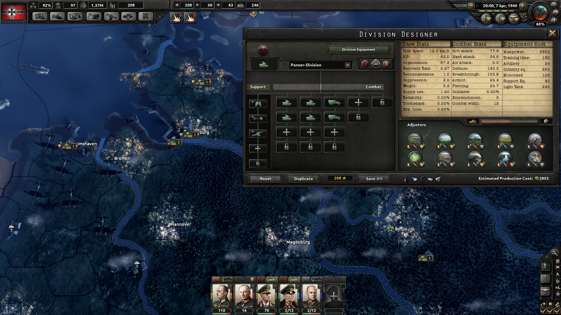 Hearts of Iron IV Screenshot 3