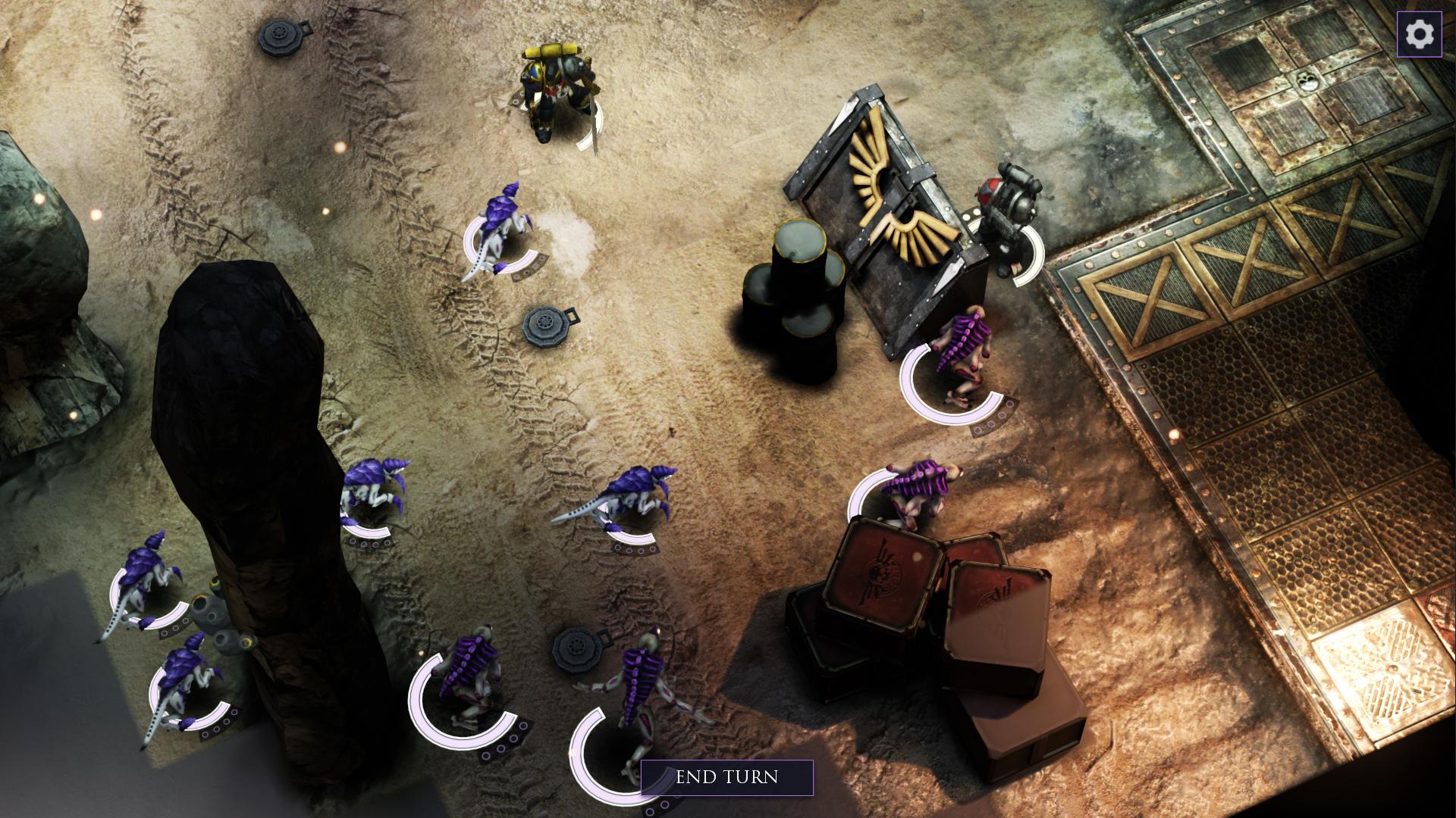 Warhammer 40,000: Deathwatch - Enhanced Edition image 1