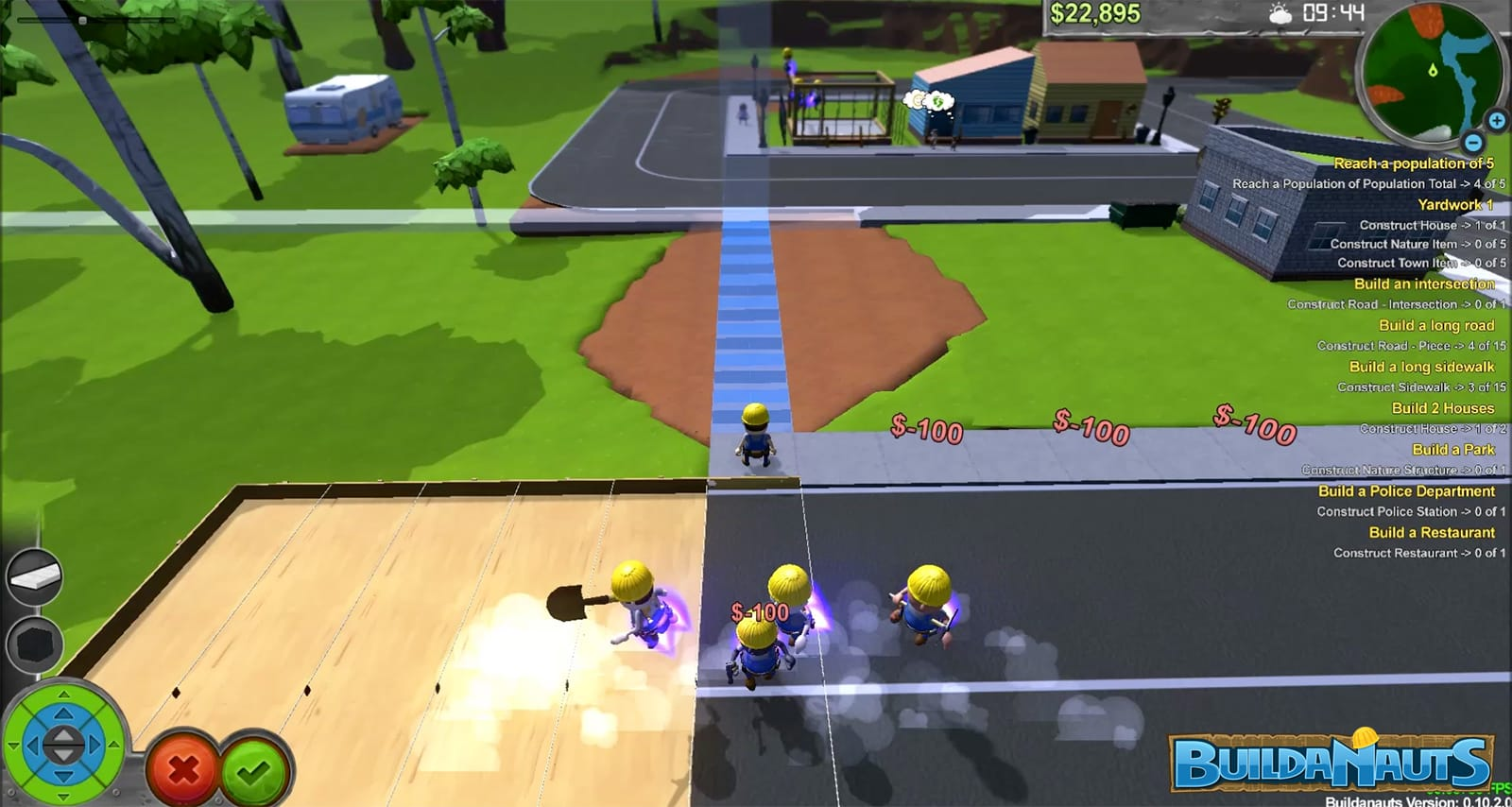 sandbox construction simulator game buildanauts now on In construction simulator 2015, you take the controls of 16 realistic construction   co-op realistic management casual strategy action crafting sandbox city  builder indie  unique discount offers for all games of the construction simulator  series  now developer weltenbauer wanted to crown the successor  construction.