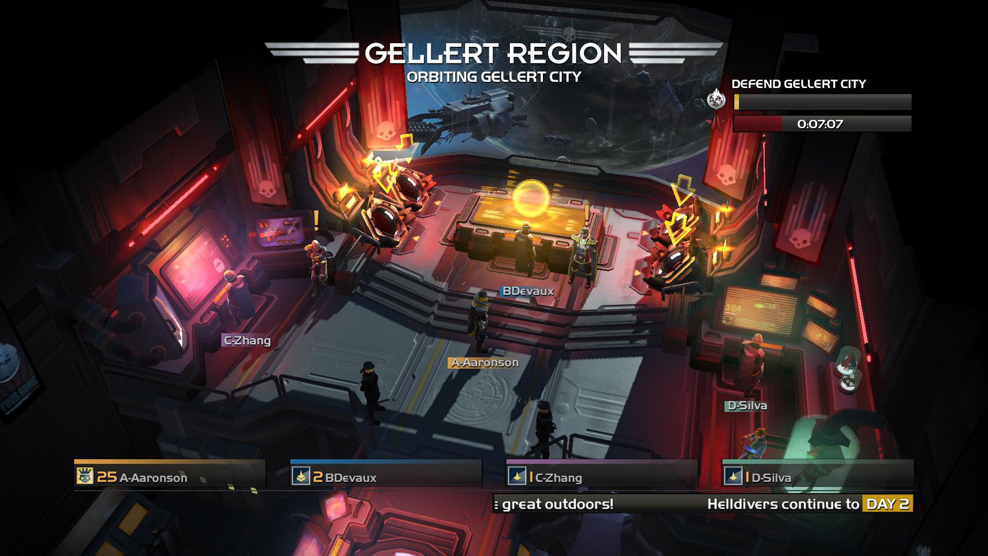 Helldivers (RUS|ENG|MULTI16) [RePack] от R.G. Механики