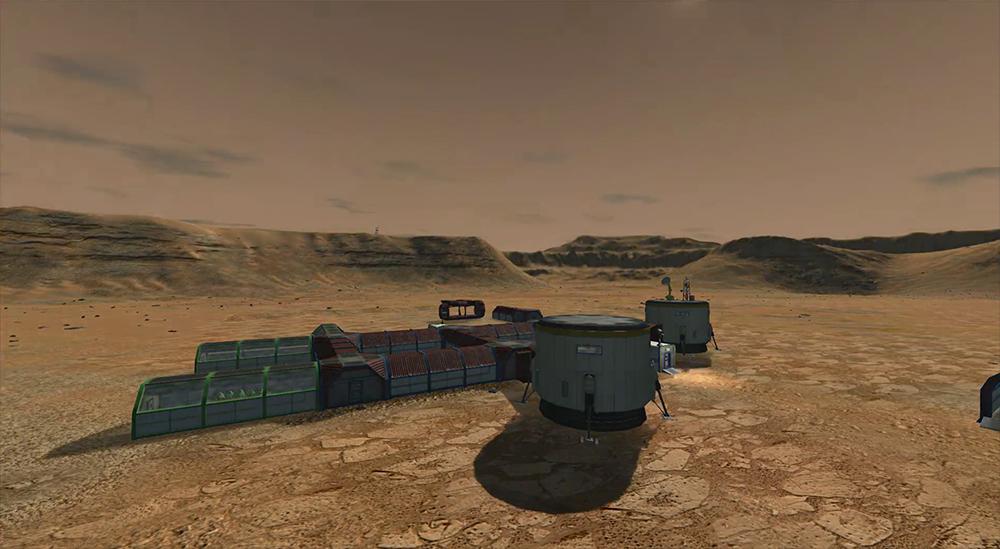 Mars trilogy  Wikipedia