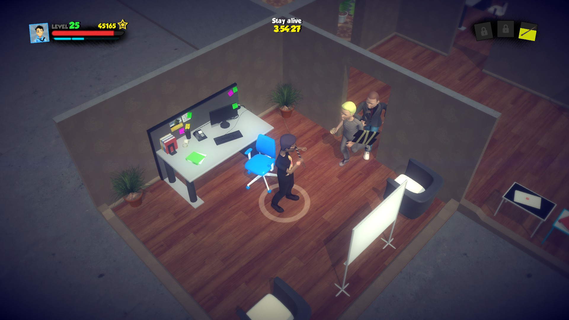Office Battle screenshot
