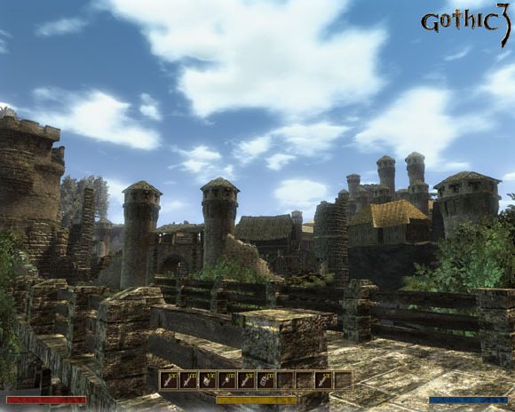 Gothic 3 screenshot 1
