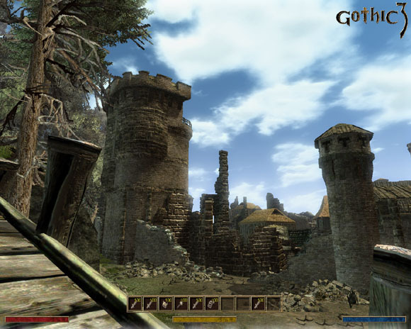 Gothic 3 screenshot 2