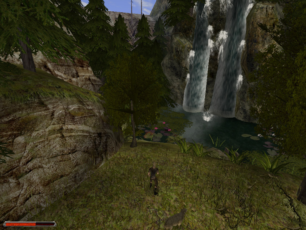 Gothic II: Gold Edition screenshot 2