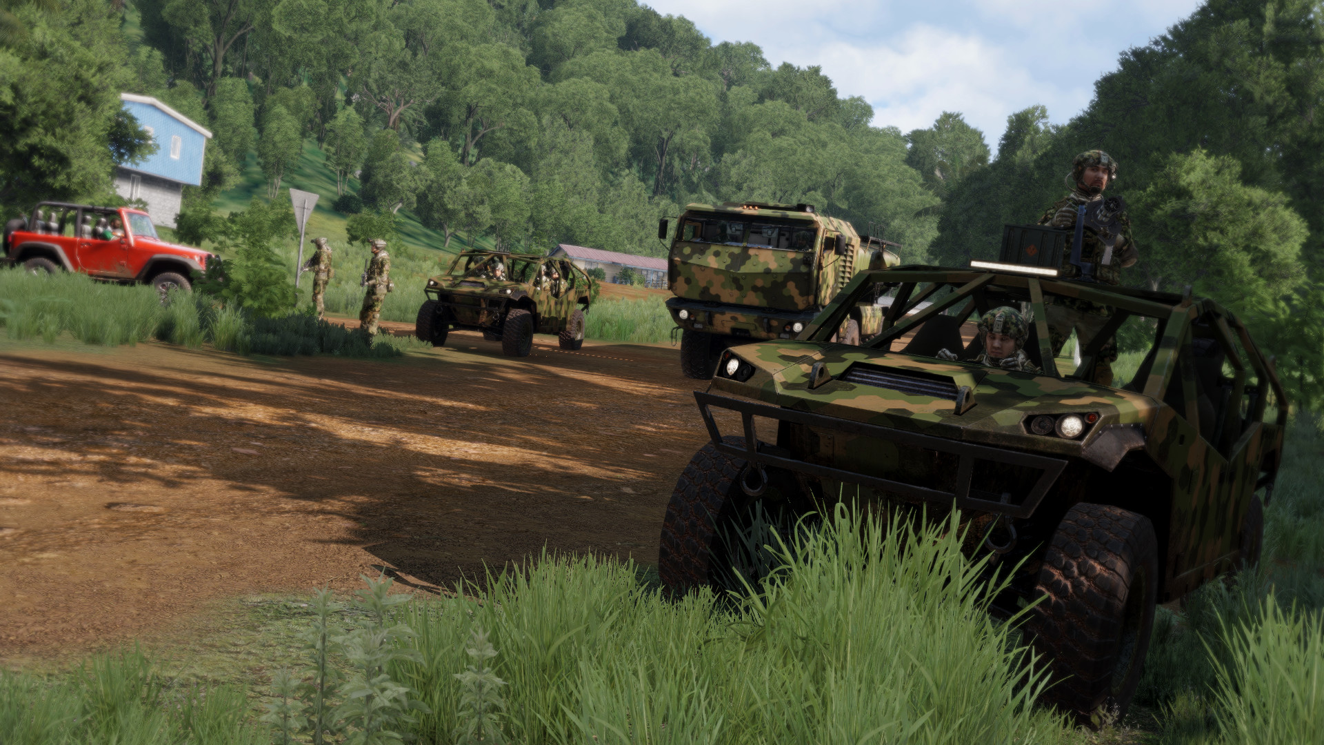 Arma 3 Apex Screenshot 2