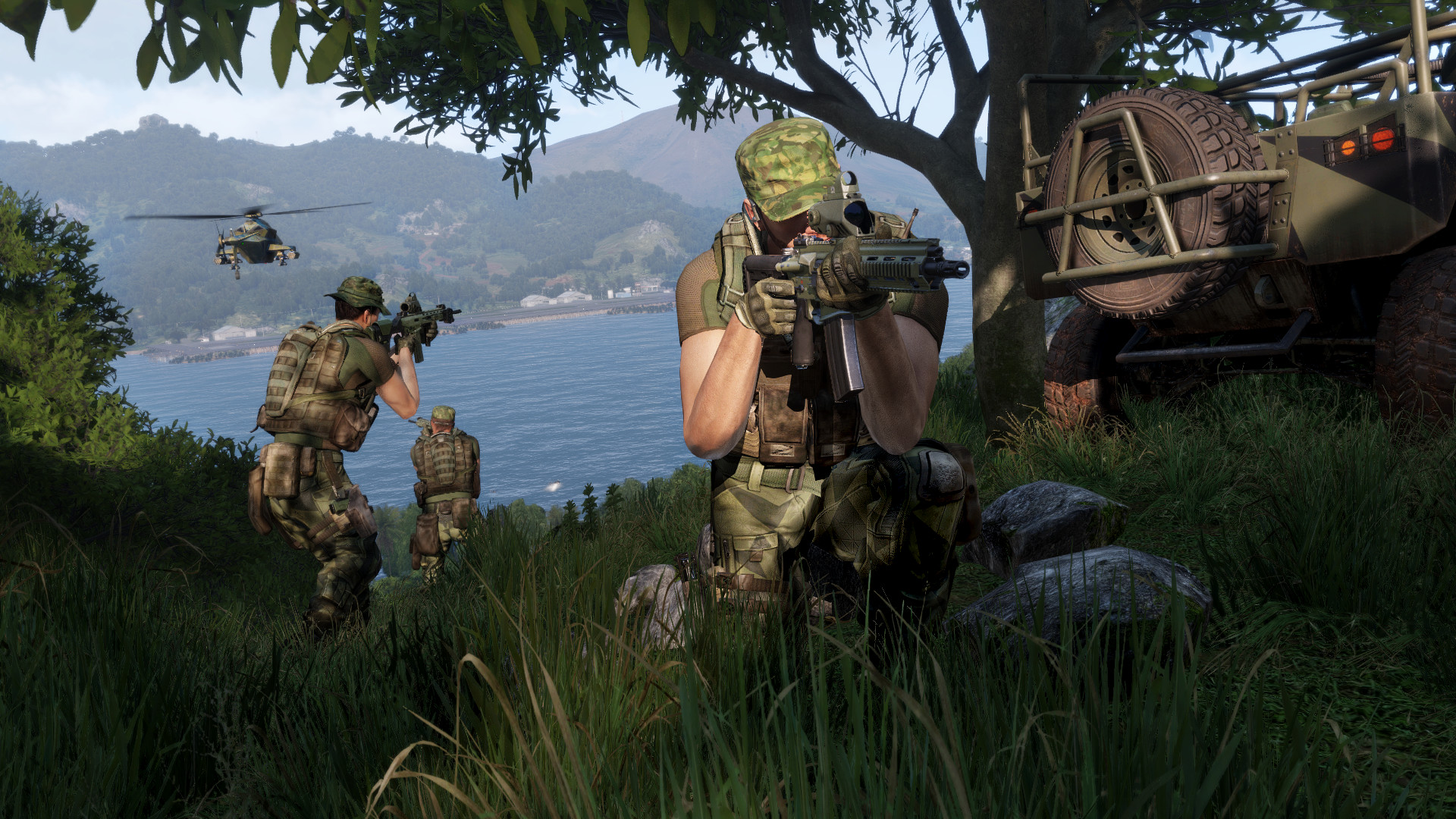 Arma 3 Apex Screenshot 1