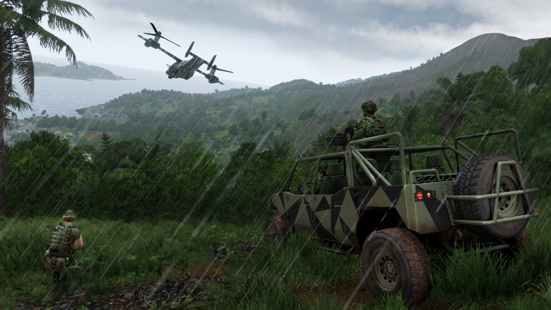 Arma 3 Apex Screenshot 3