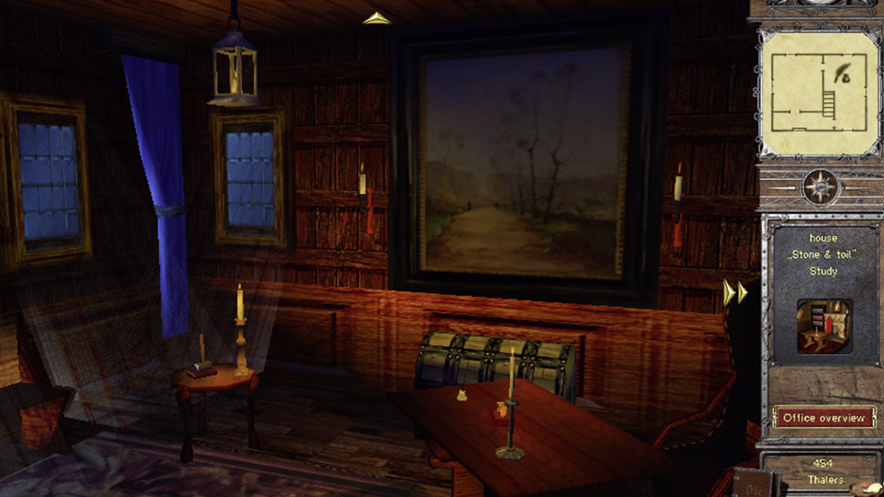 The Guild Gold Edition screenshot
