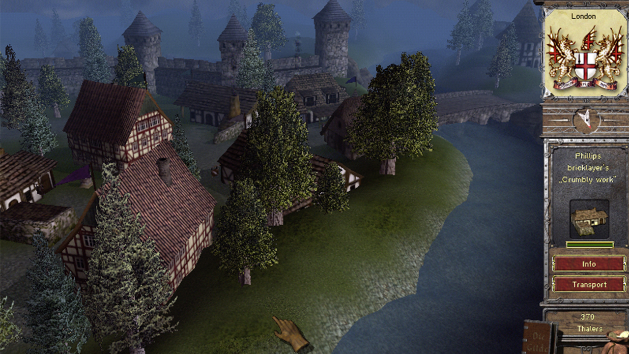 The Guild Gold Edition screenshot 3