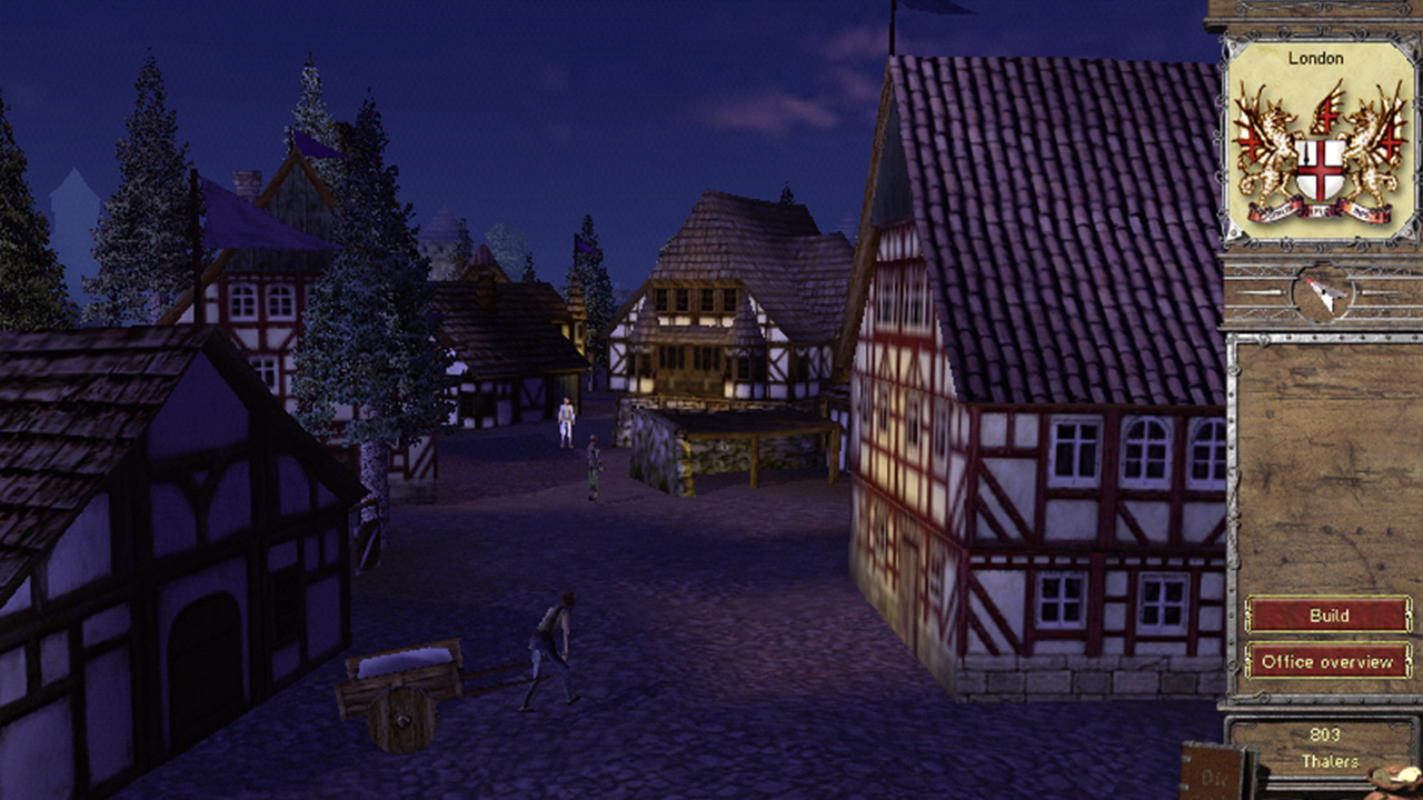 The Guild Gold Edition screenshot 1