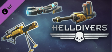 HELLDIVERS - Weapons Pack
