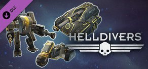 HELLDIVERS™ - Vehicles Pack
