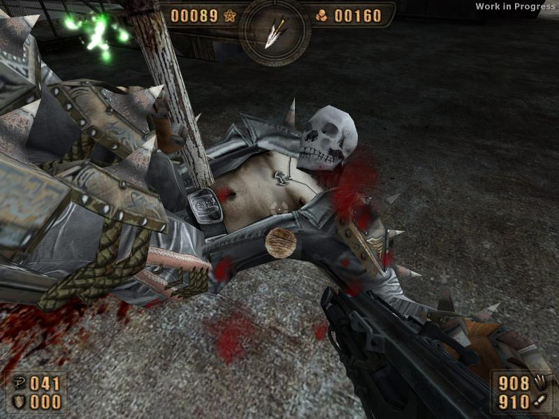 Painkiller: Black Edition screenshot