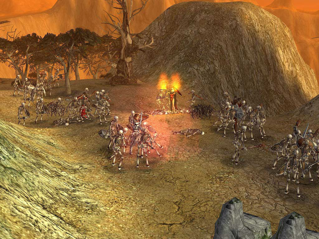 Spellforce Platinum screenshot 2